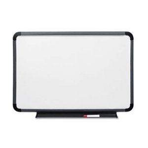 Iceberg ICE37039 Ingenuity Dry Erase Board, Resin Frame with Tray, 36 x 24, Charcoal