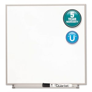 Quartet QRTM2323 Matrix Magnetic Boards, Painted Steel, 23 x 23, White, Aluminum Frame