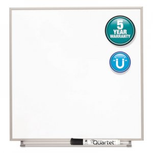 Quartet QRTM1616 Matrix Magnetic Boards, Painted Steel, 16 x 16, White, Aluminum Frame
