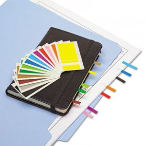 Redi-Tag 20205 Removable Page Flags, Four Assorted Colors, 900/Color, 3600/Pack RTG20205