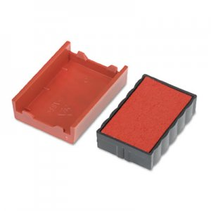 Identity Group P4850RD Trodat T4850 Dater Replacement Pad, 3/16 x 1, Red USSP4850RD