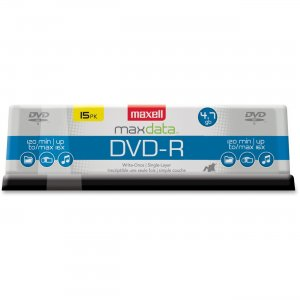 Maxell 638006 16x DVD-R Media MAX638006