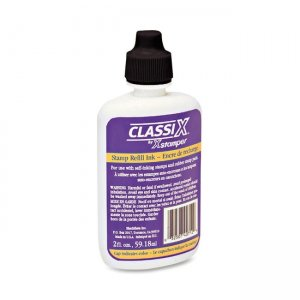 Xstamper 40712 Classix Custom Self-Inking Refill XST40712