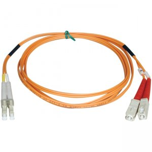 Tripp Lite N516-01M Duplex Fiber Optic Patch Cable