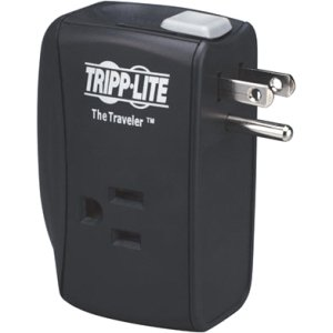 Tripp Lite TRAVELER ProtectIT 2 Outlets 120V Surge Suppressor