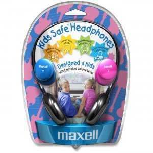 Maxell 190338 Kids Safe Headphone KHP-2