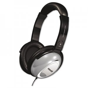 Maxell 190400 HP/NC-II Noise Canceling Headphone MAX190400