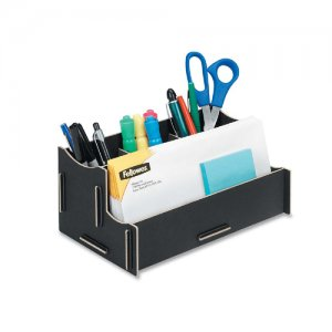 Fellowes 8015201 Earth 4-Compartment Tray FEL8015201