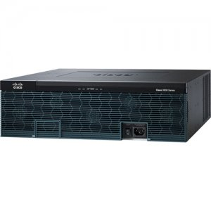 Cisco CISCO3925E-SEC/K9 Integrated Services Router 3925E