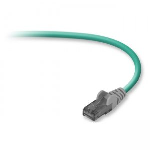 Belkin A3X189-05-GRN-S FastCAT Cat. 6 Crossover Cable