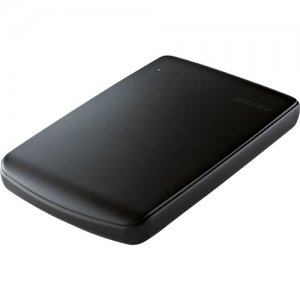 Buffalo  (USA) HD-PV640U2/BK JustStore  Portable Hard Drive