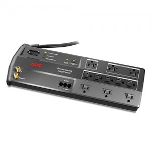 APC P11GTV SurgeArrest Performance 11-Outlet Surge Suppressor