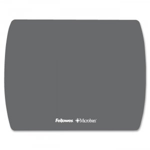 Fellowes 5908201 Microban Ultra Thin Mouse Pad FEL5908201