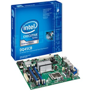 Intel blkdq45cb Executive Desktop Board DQ45CB