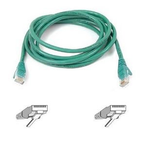Belkin A3L791-10-GRN Cat5e Patch Cable