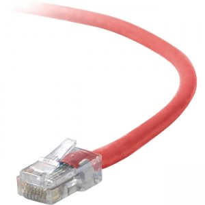 Belkin A3X126-01-RED Cat5e Crossover Cable