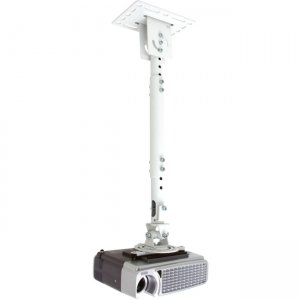 Telehook TH-WH-PJ-CM Ceiling Pole Projector Mount