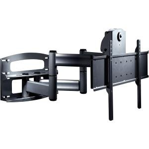 "Peerless PLAV70 PLA Series Articulating Dual Wall Armwith Vertical Adjustment For 42"" to 95"" Dis"