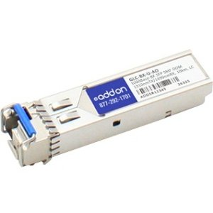 AddOn GLC-BX-U-AO Cisco Compatible 1000BASE-BX10 SFP GLC-BX-U